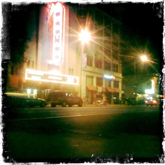 Photo taken at Mayan Theatre by BigRyanPark on 8/22/2011