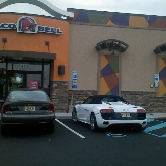 Taco Bell Fast Food Happy Hour
