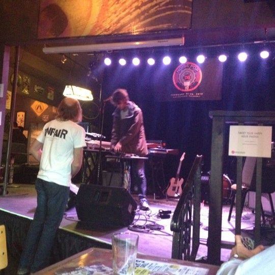 Photo taken at Bender's Bar & Grill by Pedro H. on 2/25/2012