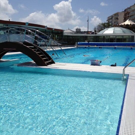 Piscines et thalasso for Thalasso quiberon piscine