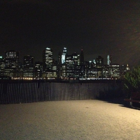 Photo taken at Brooklyn Bridge Park - Pier 6 by Chelak M. on 7/28/2012