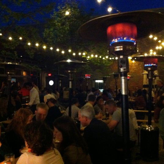 Photo taken at Frankford Hall by Jacob S. on 4/20/2012