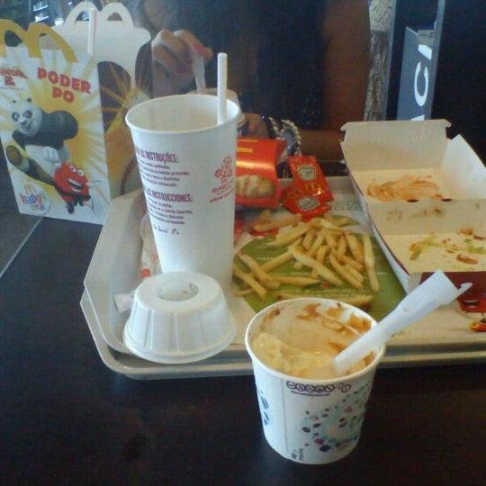 Photo taken at McDonald's by Bernabé .. on 7/15/2011