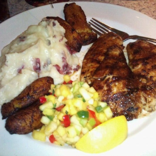 Bahama breeze caribbean restaurant for Key west fish and chicken