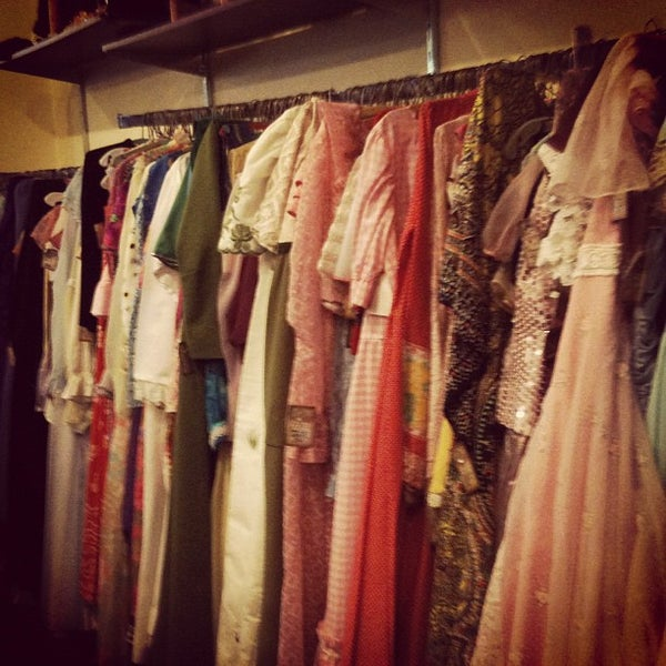 Photo taken at Cheap Jack's Vintage Clothing by Kristin B. on 1/28/2012