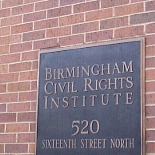 Photo taken at Birmingham Civil Rights Institute by Sophia on 8/15/2011