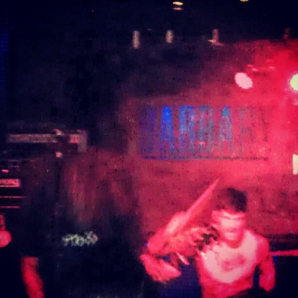 Photo taken at The Barbary by Liam O. on 7/7/2012