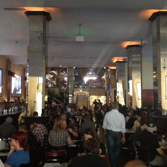 Photo taken at Los Angeles Brewing Company by Matthew L. on 6/12/2012