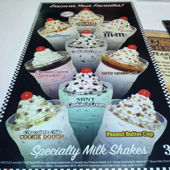 Photo taken at Steak 'n Shake by Hope M. on 2/2/2012