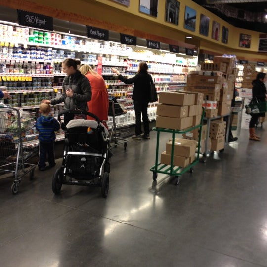 Photo taken at Whole Foods Market by Ryan S. on 2/20/2012