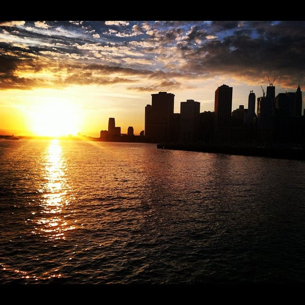 Photo taken at Brooklyn Bridge Park - Pier 6 by Nick J. on 6/14/2012