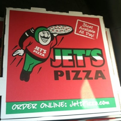 Jet's makes pizza, wings and salads using quality ingredients and has over locations in 20 states.