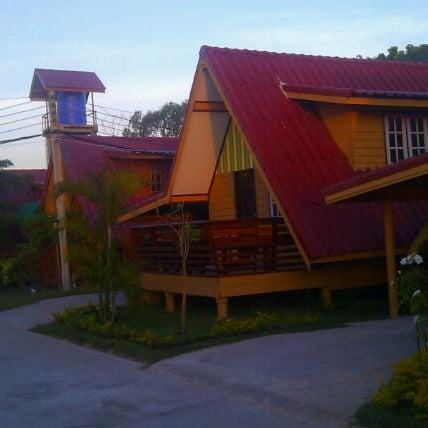 Photo taken at พลอยไพลินการ์เด้น by Thaagoon A. on 12/28/2010