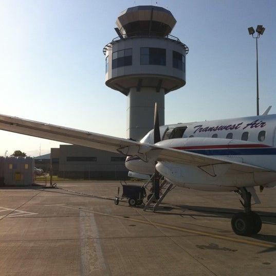 Photo taken at Saskatoon John G. Diefenbaker International Airport (YXE) by M on 1/6/2011