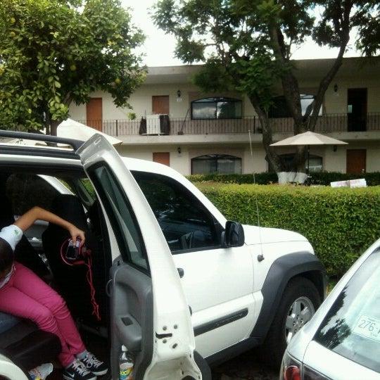 Photo taken at Malibu Hotel by Efraim P. on 7/16/2012