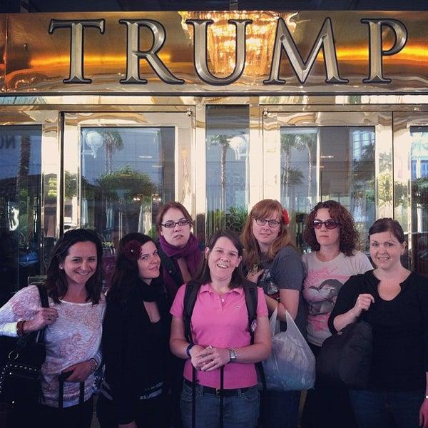 Photo taken at Trump International Hotel Las Vegas by Nina M. on 2/27/2012