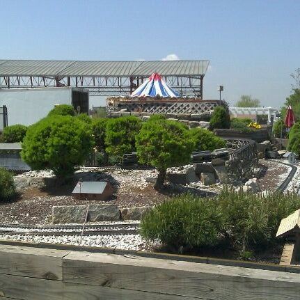 Photo taken at B & O Railroad Museum by Denise D. on 4/25/2011