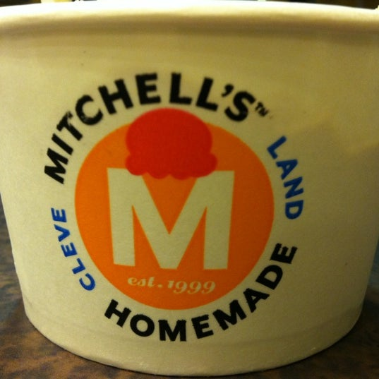 Photo taken at Mitchell's Ice Cream by tc110 on 11/12/2011