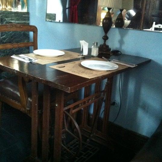 Photo taken at Museo Restaurant Peluqueria Francesa by Daniela A. on 7/12/2012