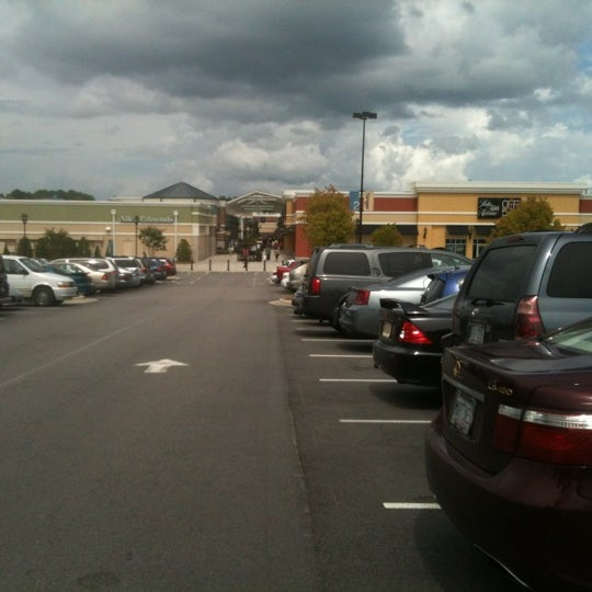 Photo taken at Mebane Tanger Outlets by Eric C. on 7/14/2012
