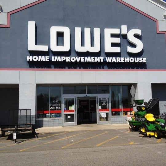 Lowe's Home Improvement  Hardware Store In Grand Rapids. Laundry Folding Table With Storage. Staging A House For Sale. Bedroom Themes For Girl. Bisazza Tile. Whitewash Cabinets. Light Gray Leather Sofa. Average Cost To Paint A House. Kansas Furniture Mall