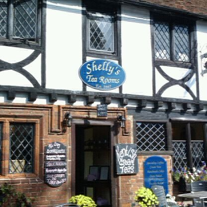 Shelly S Tea Room Chilham Menu