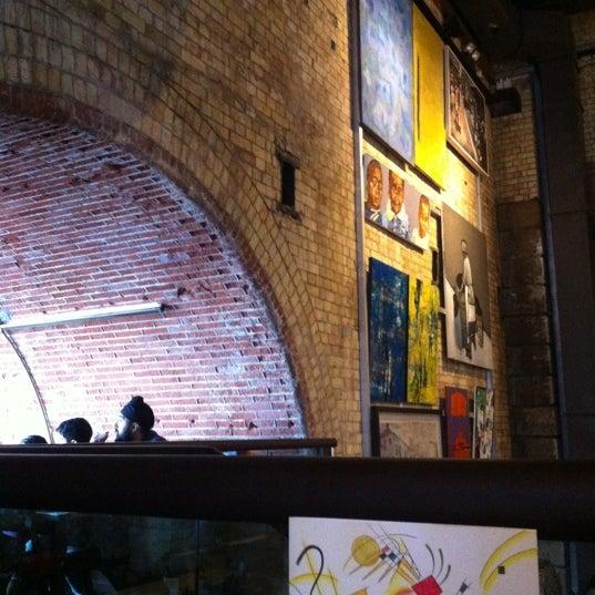 Photo taken at Nando's by Akniyet B. on 2/19/2012