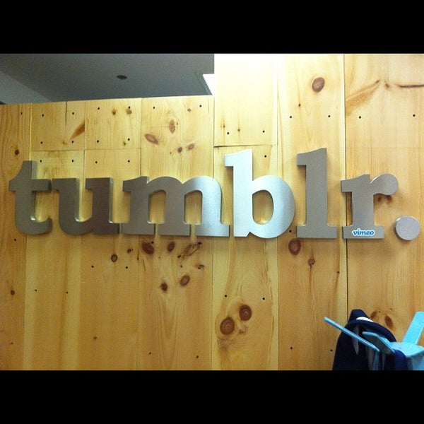 Photo taken at Tumblr HQ by Tommy P. on 6/29/2012