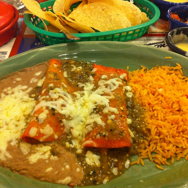 Best Mexican Food In Norman Ok