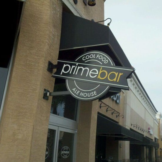 Photo taken at Prime Bar -Wiregrass by Kelly O. on 1/14/2012