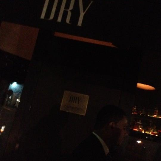 Photo taken at Dry Bar & Club by barbara m. on 5/26/2012