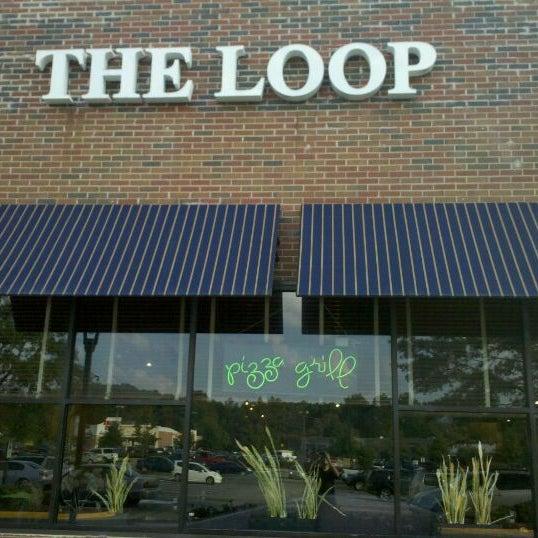 loop chapel hill menu