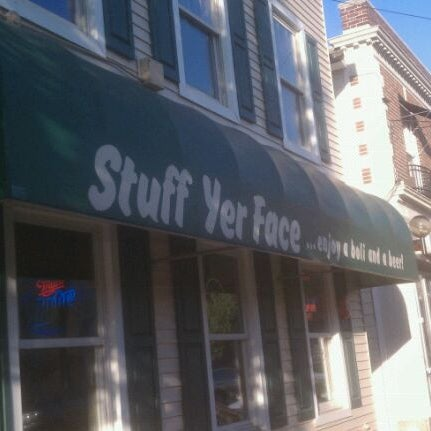 Photo taken at Stuff Yer Face by James V. on 8/12/2011