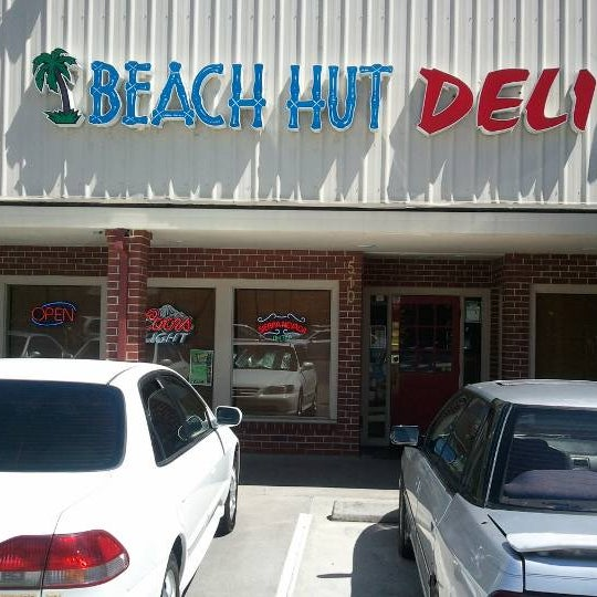 Photo taken at Beach Hut Deli by David M. on 7/9/2011