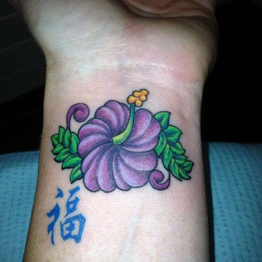 Hot rod tattoo body piercing chandler az for Tom servo tattoo