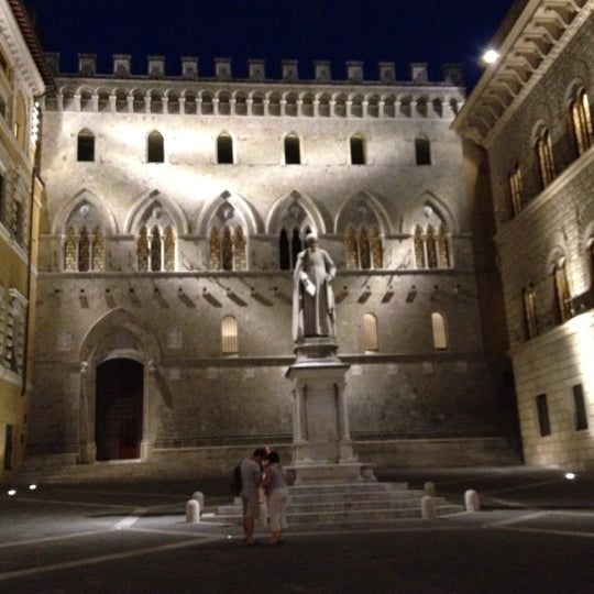 Photo taken at Siena by Marco M. on 8/2/2012