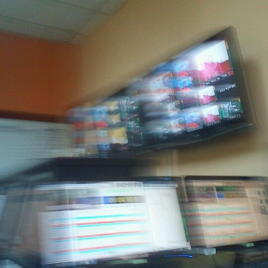Photo taken at BBC WILDZONE - Studio 1 RCTI by One on 1/11/2012