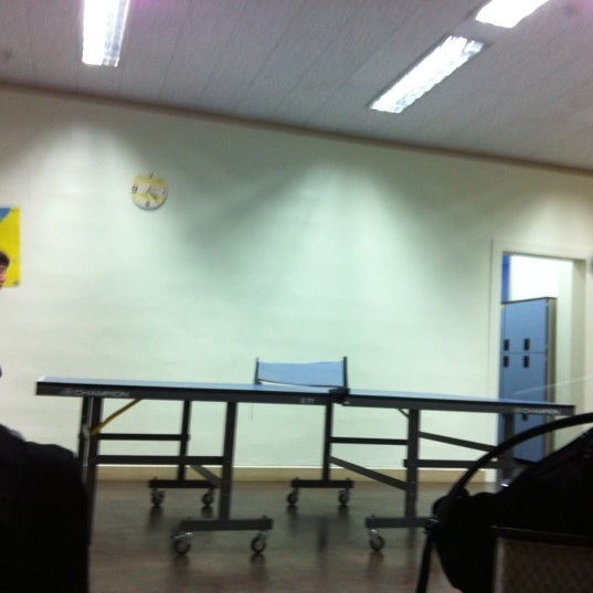 Photo taken at 연세대학교 새천년관 (Yonsei University, New Millennium Hall) by 간지수 on 3/8/2012