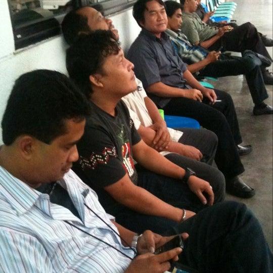 Photo taken at BBC WILDZONE - Studio 1 RCTI by BANGJAGO on 1/9/2012