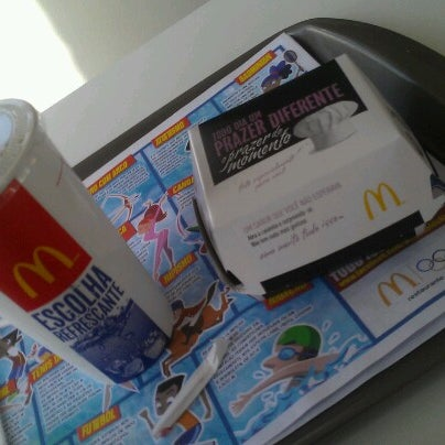 Photo taken at McDonald's by Eduardo A. on 7/26/2012