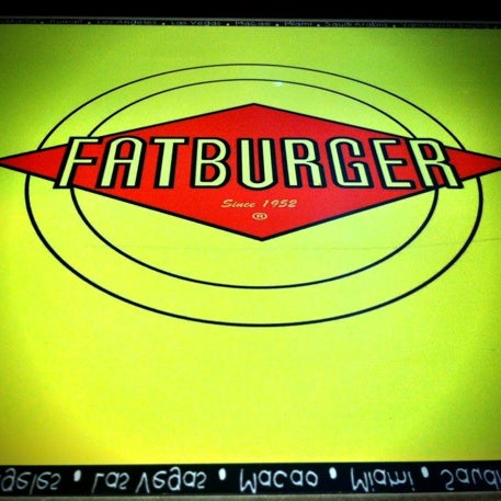 Photo taken at Fatburger by Aldo rian on 6/11/2012