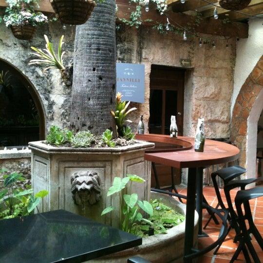 Italian Restaurants In Monterey Troubadour Los Angeles