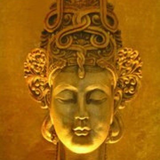 Photo taken at Buddhakan by Ritzzon C. on 9/21/2011