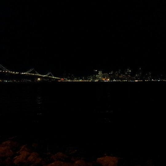 Photo taken at Treasure Island by Dinh N. on 6/27/2012