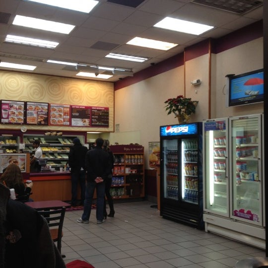 Photo taken at Dunkin Donuts by Casey M. on 2/2/2012