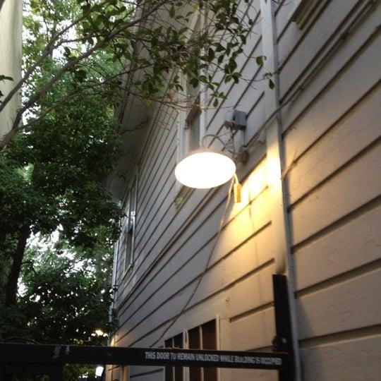 Photo taken at Sugar Plum Vegan Cafe by Kevin K. on 8/12/2012