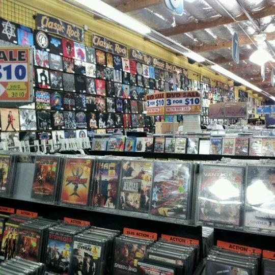 rasputin books record shop east campbell