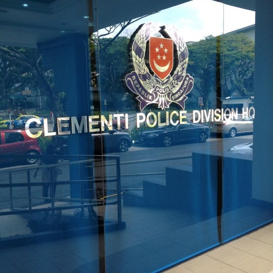Clementi police division hq clementi neighbourhood police centre