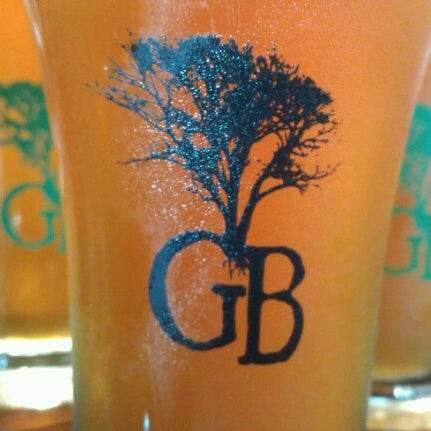 Photo taken at Greenbush Brewing Company by Julieanna D. on 6/11/2012