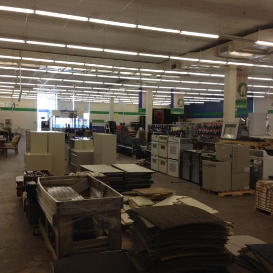 Habitat For Humanity Restore Outlet Southwest Dallas Dallas Tx
